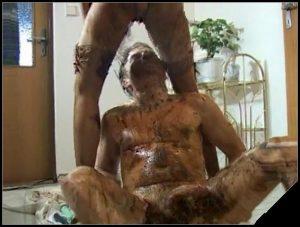Hot woman having scat sex-[Scat sex, shit sex, Smearing, Oral sex, Masturbation, pissing,Toilet Slavery, Lick ass, Handjob]