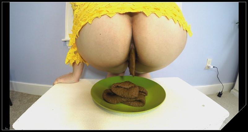 Loverachelle2 Devour The Chocolate From My Goddess Ass Scat solo shit defecationBig Shit cover - Loverachelle2 - Devour The Chocolate From My Goddess Ass [Scat solo, shit, defecation,Big Shit]
