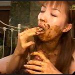 Nice shit head - [Scat sex,  Blowjob,  Eat shit]