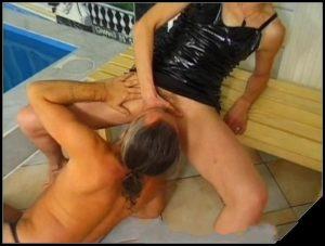 Scat slut Konstanze 1 – [Scat sex, shit sex, Smearing, Masturbation, pissing,Toilet Slavery, Rimming]
