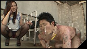 YMVB-01 Yapoos Market Blu-Ray Remuxes [Scat, pissing, shit,  Femdom ,Toilet Slavery, Drink pee,  Domination, Eat shit , Humiliations]