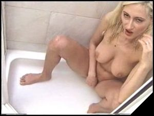 In The Shower [Scat solo, shit, defecation, Masturbation, pissing, Big Shit, Dirty anal]