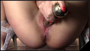 EvaMarie88 – Eat My Shit And Cum Together [Scat solo, shit, defecation, Dirty anal, Masturbation,  Big Shit, Smearing, Pissing, Dildo masturbation]