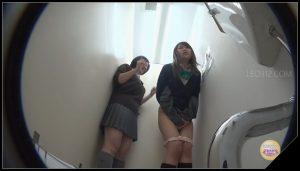 SL-073-05 School Gal Enema In Tea Break [Scat , shit, defecation, Pissing, Enema, Dirty anal,Big Shit, Farting]