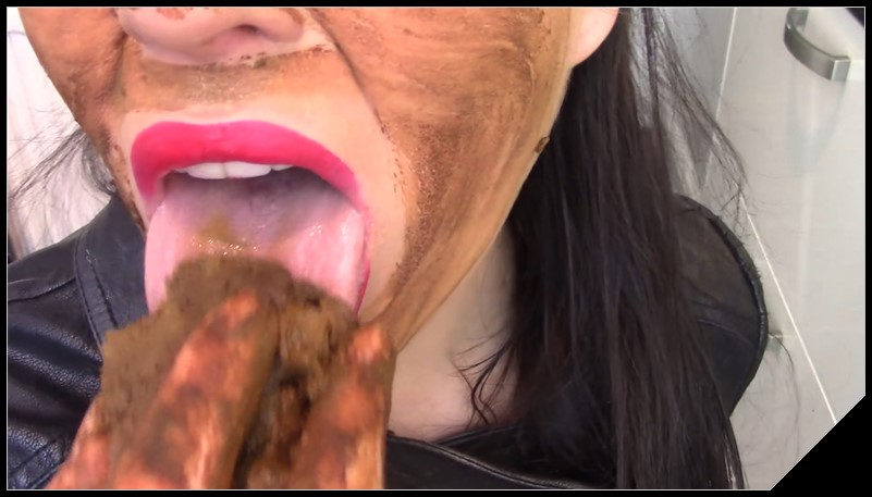 EvaMarie88 Smearing My Leather With Shit Scat solo shit defecation Masturbation Big Shit Smearing Pissing cover - EvaMarie88 - Smearing My Leather With Shit [Scat solo, shit, defecation, Masturbation, Big Shit, Smearing, Pissing]