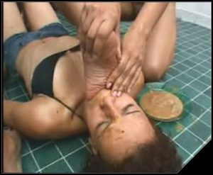 Sd-162 diarrhea madness [Scat Lesbians, shit, defecation, pissing, Smearing, Lick ass,Facesitting, shit in mouth, Domination,Humiliations,Eat shit,Drink pee, Masturbation,Vomiting , scatting domination]