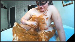 Curvykitten92 [Scat sex, shit sex,Oral-Anal Sex, Smearing, Masturbation,  shit, defecation, Blowjob, Handjob]
