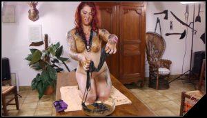 Denisa Heaven-Laura3-06 [Scat, shit,defecation,Masturbation, Eat shit, Dildo Masturbation,Smearing]