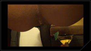 Watermelon, caviar and Champagne for my slave [Scat, pissing, shit, defecation ,Femdom ,Toilet Slavery,Fingering, Drink pee, Domination, Eat shit , Humiliations]