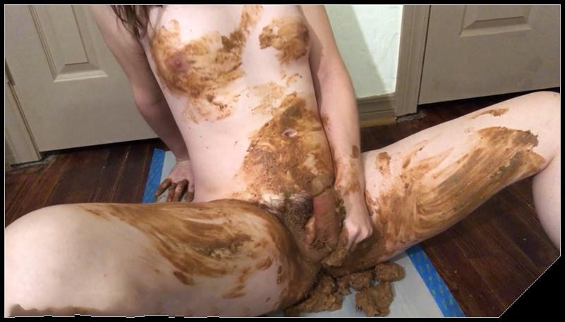 3 Day Hold and Cum 4 Scat solo shit defecation Masturbation Panty pooping SmearingHandjob cover - 3 Day Hold and Cum 4 [Scat solo, shit, Big Shit,Dirty Ass, Masturbation, Panty pooping, Smearing,Handjob]