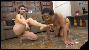 NewScatInBrazil com – Lesbian Shit Abuse [Scat Lesbians, shit, spitting, pissing, Dirty Ass, Masturbation,Fisting,Smearing,Licking,Domination, Eat shit , Humiliations]