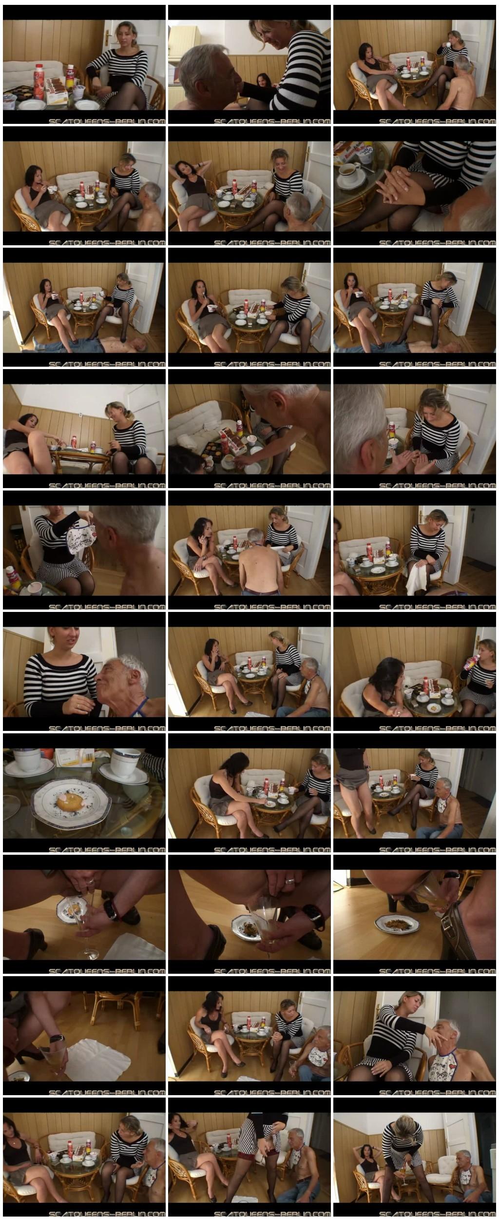 Dessert part1Scat pissing shit defecation Femdom Toilet SlaveryFace shitFingeringDomination Eat shit HumiliationsLicking Drink peespitting thumb - Dessert part1[Scat, pissing, shit, defecation, Femdom ,Toilet Slavery,Domination, Eat shit , Humiliations,Licking, Drink pee]