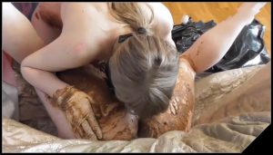Learn getting shit out ass to feed yourself [Scat,  shit, Femdom ,Toilet Slavery, Domination, Big Shit,Dirty Ass, ,Licking, Blowjob, Handjob]