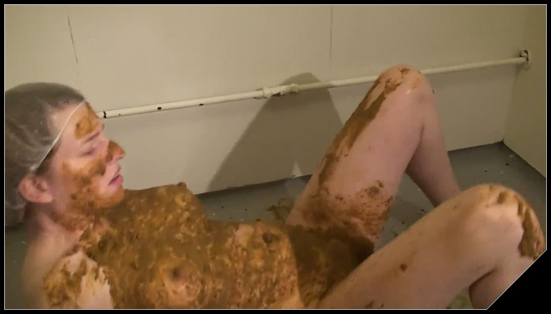 To Give An Hole Of Enema Scat solo shit Smearing Dirty Ass Masturbation Enema Diarrhea cover - To Give An  Hole  Of Enema [Scat solo, shit, Smearing,  Enema, Diarrhea]