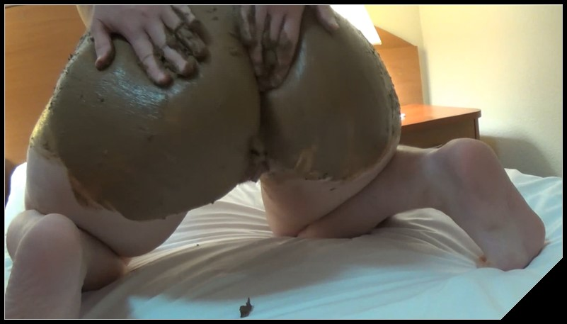Hotel Shit Adventure Scat solo shit defecation Big Shit Dirty Ass Masturbation Smearing cover - Hotel Shit Adventure [Scat solo, shit, defecation,   Big Shit, Dirty Ass, Masturbation, Smearing]