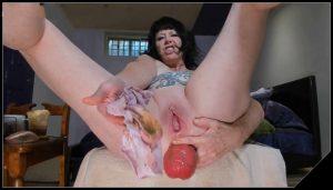 Dirtygardengirl – Panties Stuffed In Dirty Ass [Scat solo,  Masturbation, Panty pooping,  Shitty Ass]