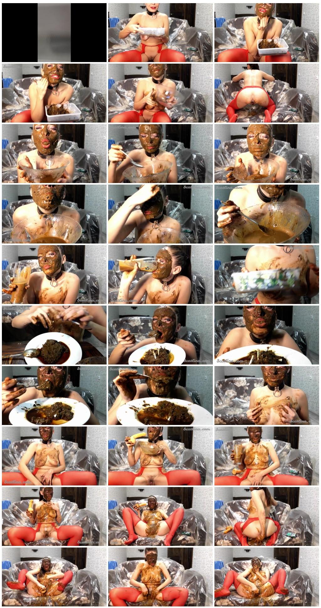 ScatLina Shitty Milk 1 and 2 Scat solo shit defecation Big ShitShitty Ass Masturbation Smearingshit eatingDildospiss drinking Diarrhea thumb - ScatLina - Shitty Milk 1 and 2 [Scat solo, shit, defecation,  Big Shit,Shitty Ass, Masturbation, Smearing,shit eating,Dildos,piss drinking, Diarrhea]
